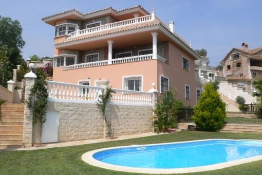 Villa in Málaga