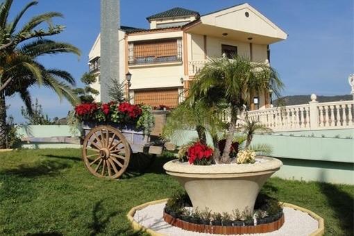 villa in Alpujarra Almeriense