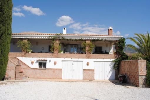 Haus in Sedella