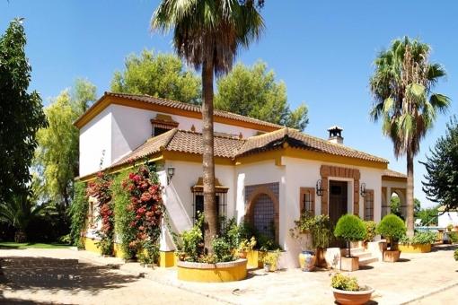 Villa in Carmona
