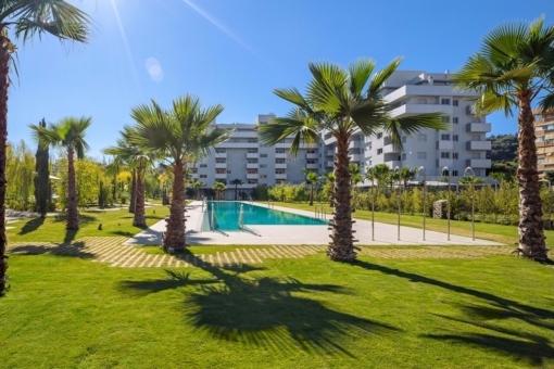 Wohnung in Fuengirola