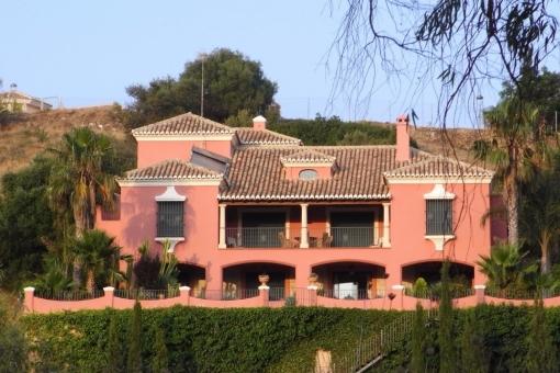 Haus in Mijas