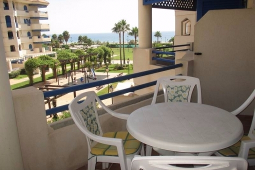 Apartment near the beach of San Luis de Sabinillas, La Noria