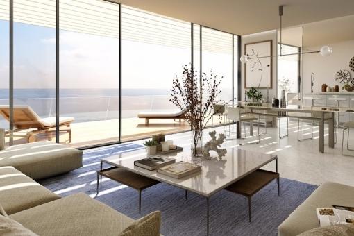 Apartament-Living room