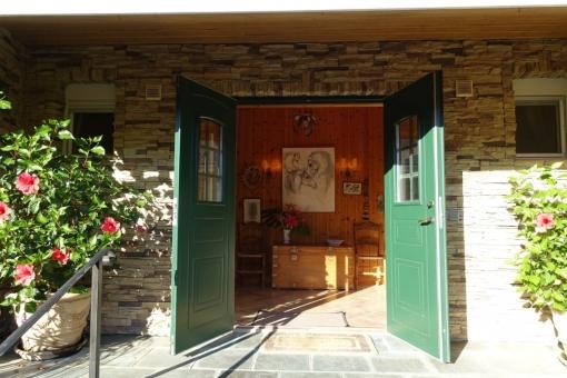 Der Eingang