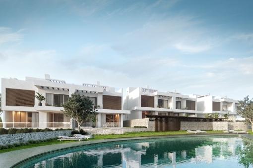 house in Marbella Cabopino