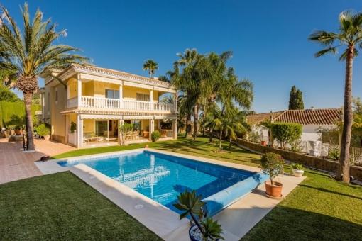 Haus in Marbella El Rosario