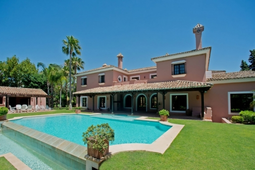 Haus in Marbella Guadalmina