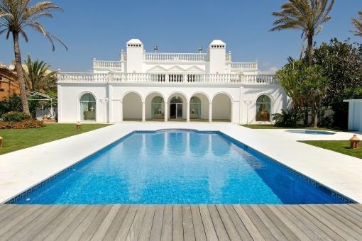 house in Marbella Guadalmina