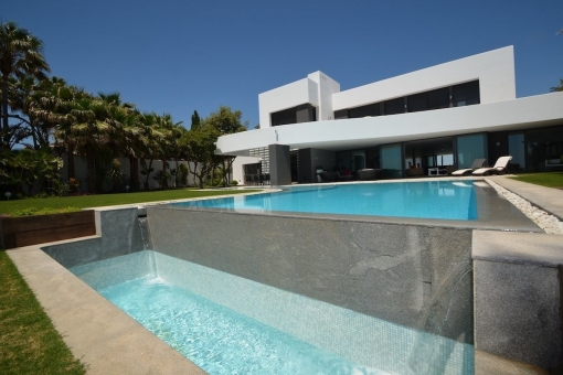house in Marbella Los Monteros