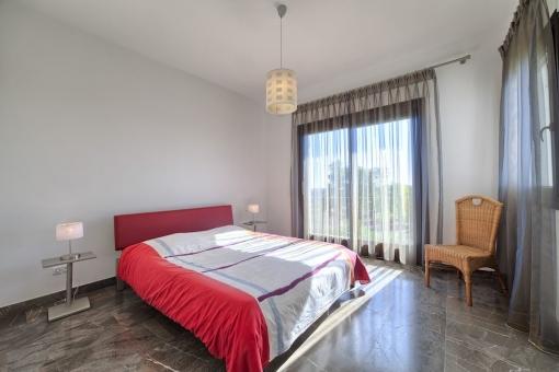 Doppelzimmer mit Einbauschrank