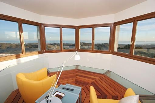Weiteres Zimmer mit beeindruckender Aussicht