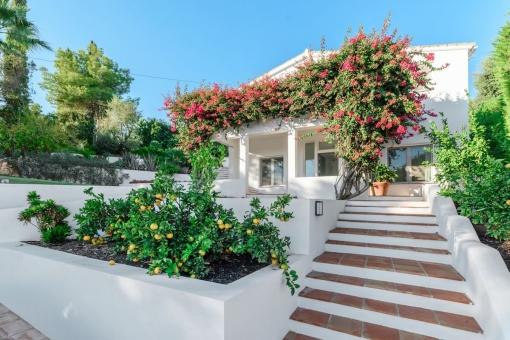 house in Marbella El Rosario