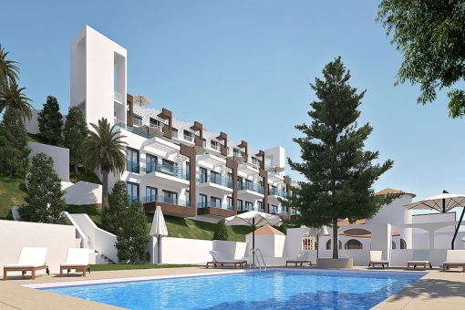 apartment in Rincón de la Victoria
