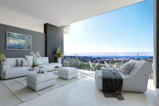 Wohnung in Estepona