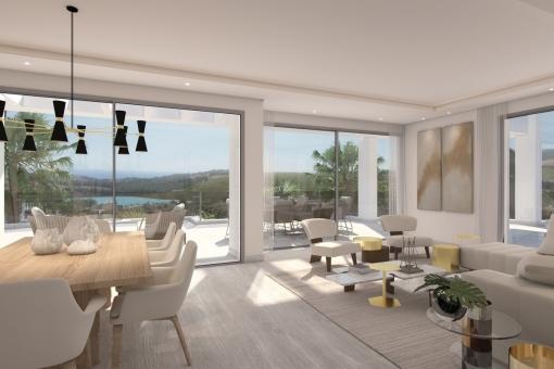 Wohnung in Casares