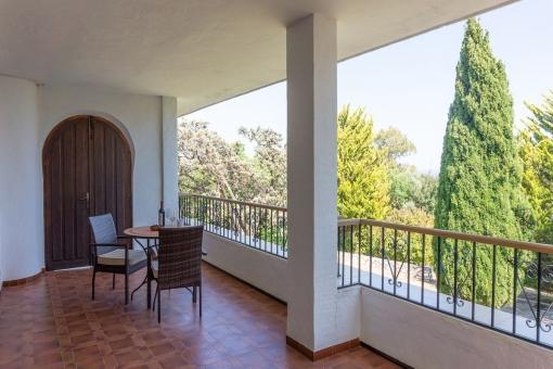 Villa 2 (2) - Extensive terrace