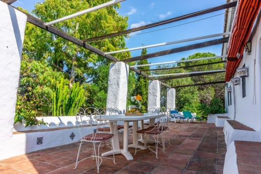 Villa 4 - Typically spanish terrace