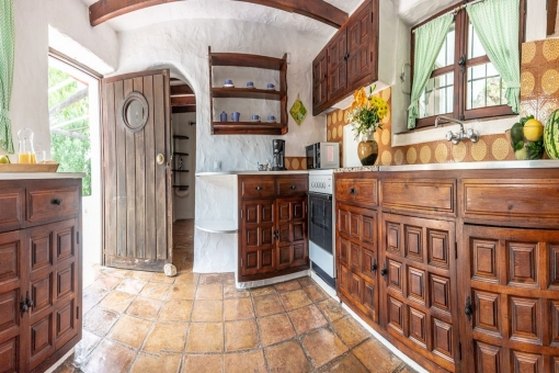 Villa 4 - Fully equipped kitchen