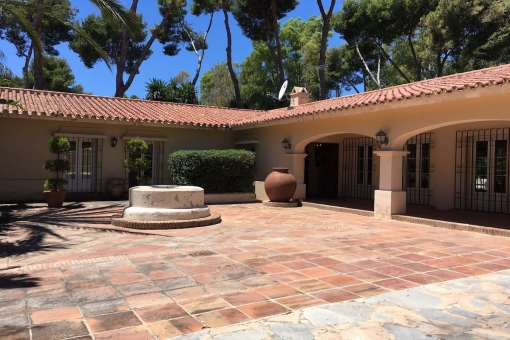 house in Marbella Los Monteros for sale