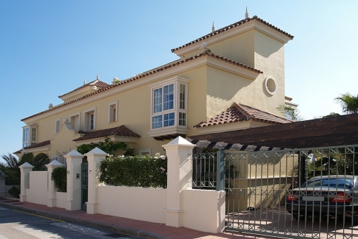 house in Puerto Banús