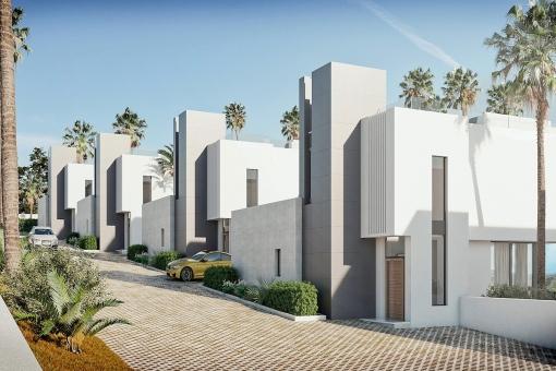 Unglaublicher Preis für diese moderne 3-Zimmer-Villa in La Cala de Mijas