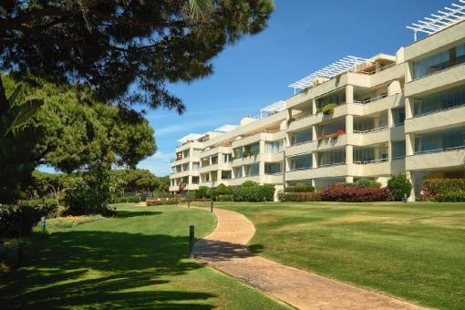 apartment in Marbella Cabopino