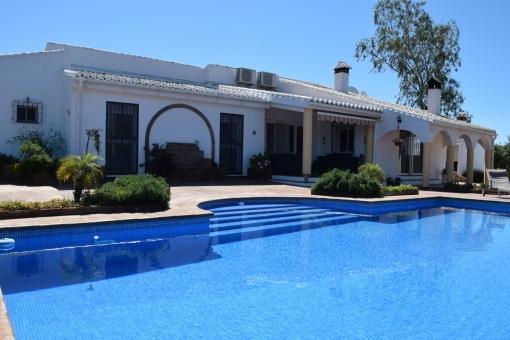 Haus in La Viñuela
