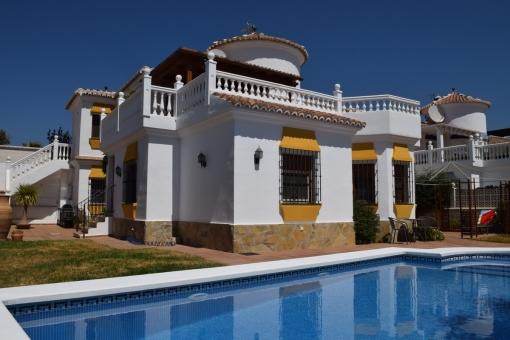 Haus in Vélez-Málaga