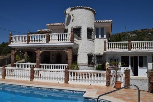 Haus in Alcaucín