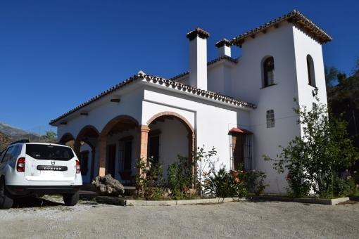 Haus in Canillas de Aceituno