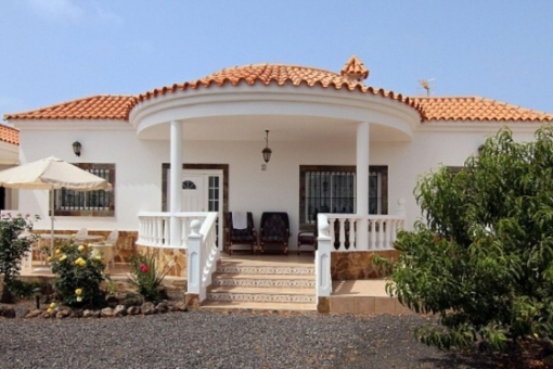 house in La Oliva
