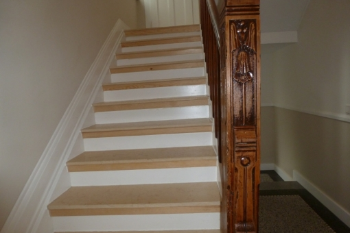 Treppenaufgang im FLur
