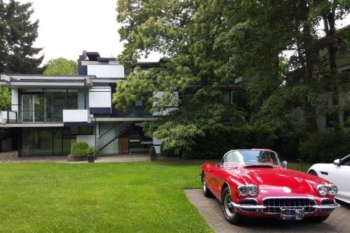 Villa in Düsseldorf Ludenberg zum Kauf