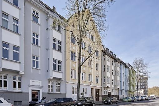 Wohnung in Düsseldorf Oberbilk