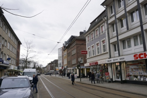 Surroundings of the shop