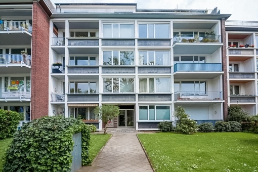 apartment in Düsseldorf Golzheim