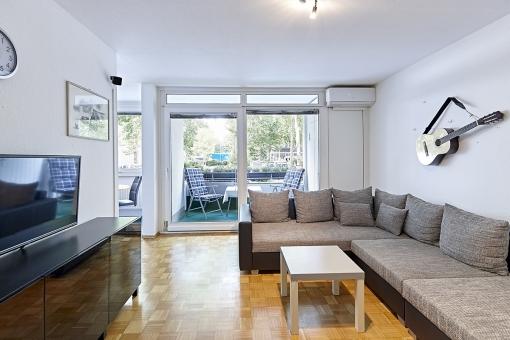 apartment in Düsseldorf Niederkassel
