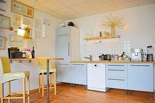 Freundliche Küche