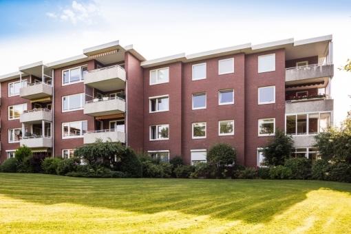 apartment in Poppenbüttel