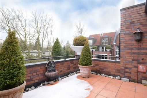 Wohnung-Wellingsbuettel-Balkon-Ausblick