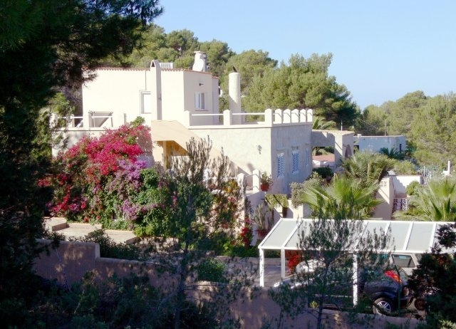 house in Cala Vadella