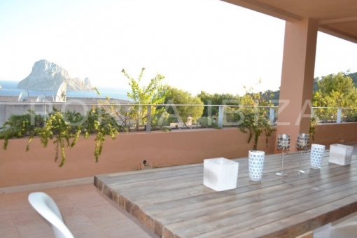 apartment in Cala Carbó