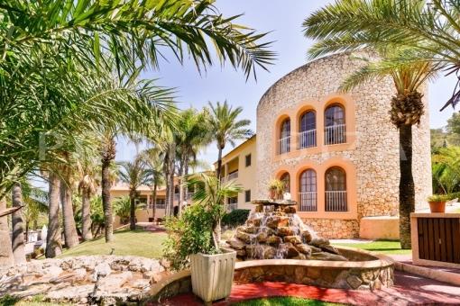 Villa in Jesús
