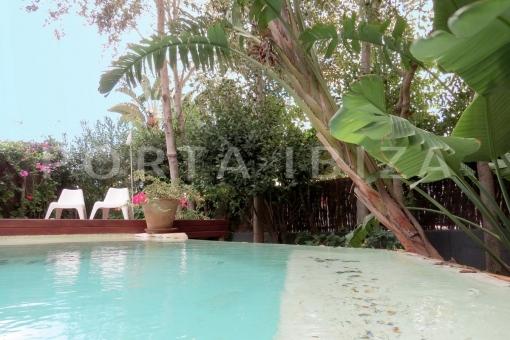 Wohnung in Ibiza