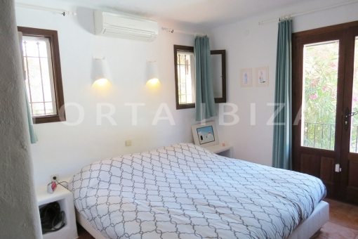 bedroom2-wonderful house at Can Germa-great sea view