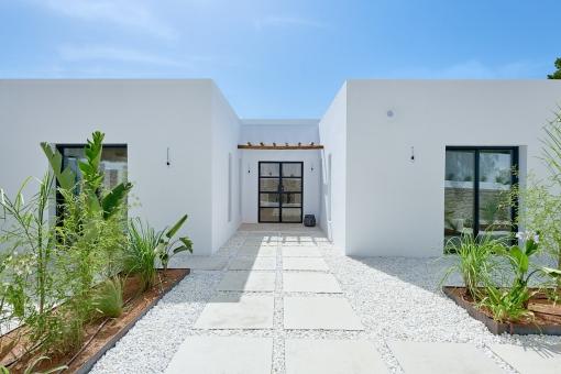 house in San Agustín