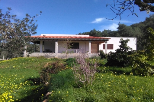 house in Santa Eulalia