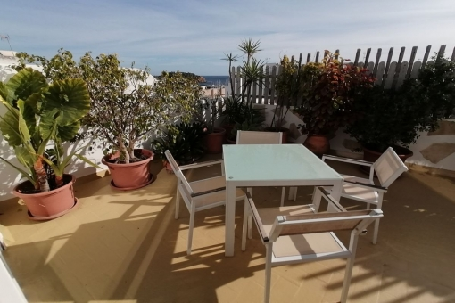 Wohnung in Santa Eulalia
