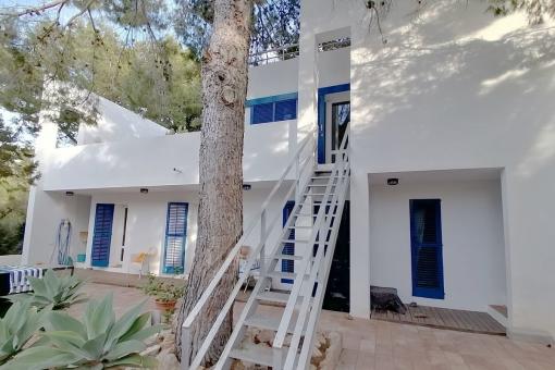 house in Cala Vadella